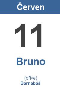 Pranostika 11.6. - Bruno, Barnabáš