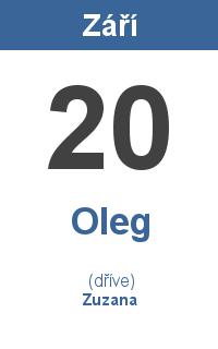 Pranostika 20.9. - Oleg, Zuzana