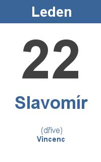 Pranostika 22.1. - Slavomír, Vincenc