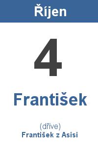 Pranostika 4.10. - František, František z Asisi