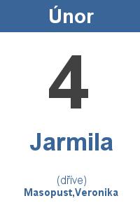 Pranostika 4.2. - Jarmila, Masopust,Veronika