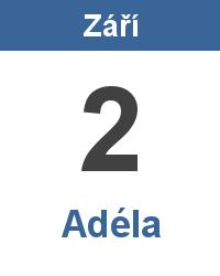 Význam jména - Adéla