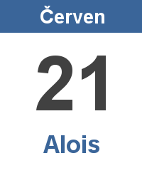 Význam jména - Alois