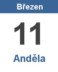 Význam jména - Anděla