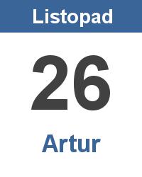 Význam jména - Artur
