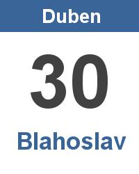 Význam jména - Blahoslav