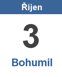 Význam jména - Bohumil