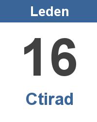Význam jména - Ctirad