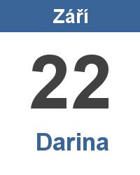 Význam jména - Darina