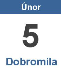 Význam jména - Dobromila
