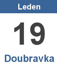 Význam jména - Doubravka