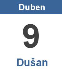 Význam jména - Dušan