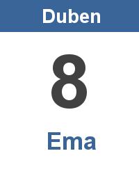 Význam jména - Ema