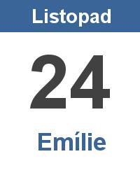Význam jména - Emílie