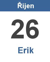 Význam jména - Erik