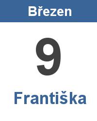 Význam jména - Františka