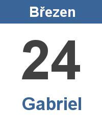 Význam jména - Gabriel