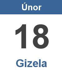 Význam jména - Gizela