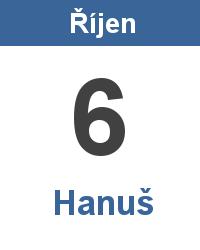 Význam jména - Hanuš