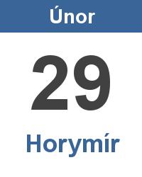 Význam jména - Horymír