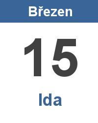 Význam jména - Ida