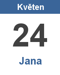 Význam jména - Jana