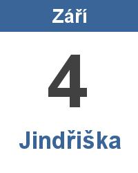Význam jména - Jindřiška