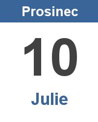 Význam jména - Julie