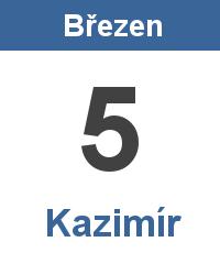 Význam jména - Kazimír