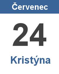 Význam jména - Kristýna