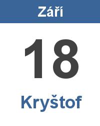 Význam jména - Kryštof