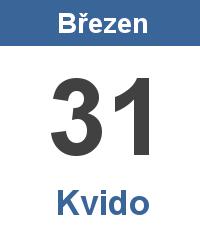 Význam jména - Kvido