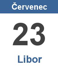 Význam jména - Libor