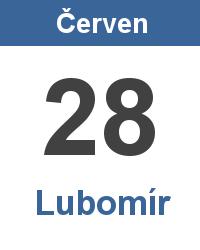 Význam jména - Lubomír