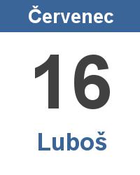 Význam jména - Luboš
