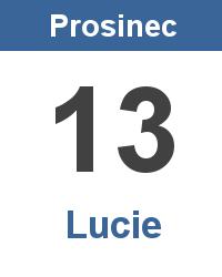 Význam jména - Lucie