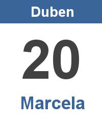 Význam jména - Marcela
