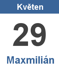 Význam jména - Maxmilián
