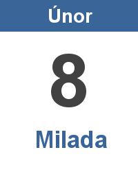 Význam jména - Milada