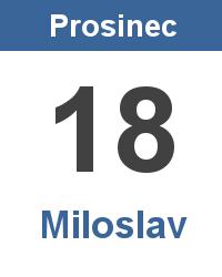 Význam jména - Miloslav