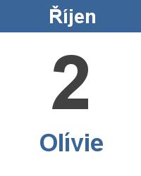 Význam jména - Olívie