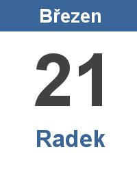 Význam jména - Radek