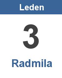 Význam jména - Radmila