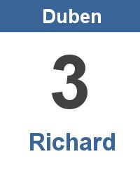 Význam jména - Richard