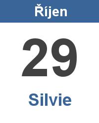 Význam jména - Silvie