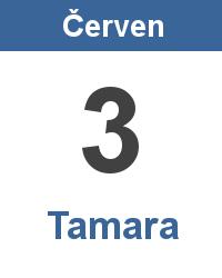 Význam jména - Tamara