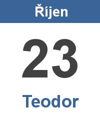 Význam jména - Teodor