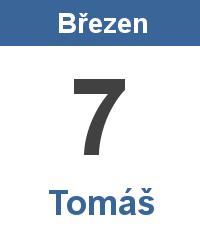 Význam jména - Tomáš