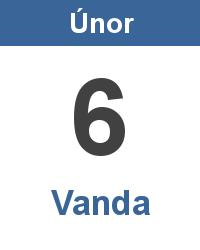 Význam jména - Vanda