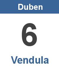 Význam jména - Vendula